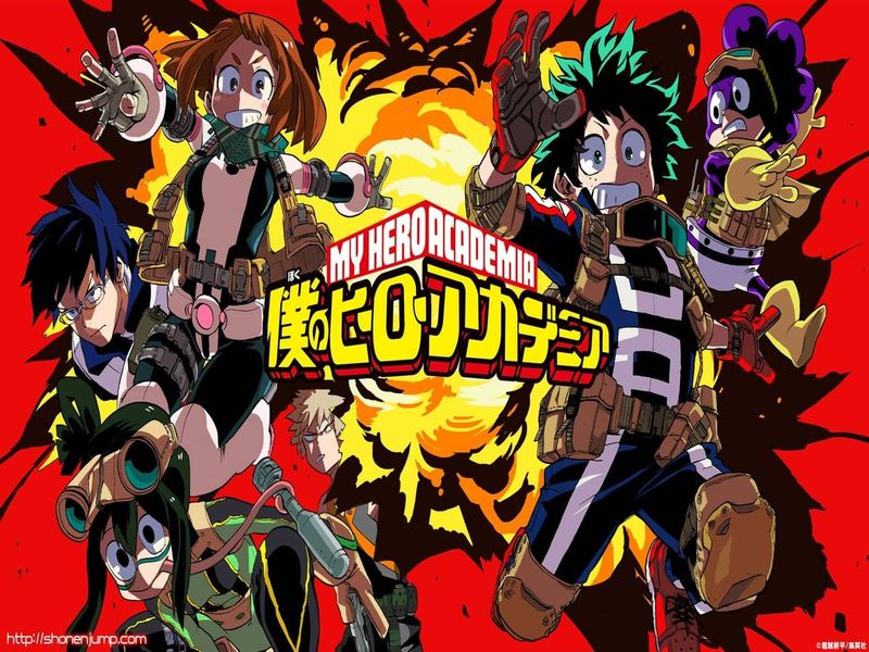 My Hero Academia Season 3 | Release Date | News | Studio Bones