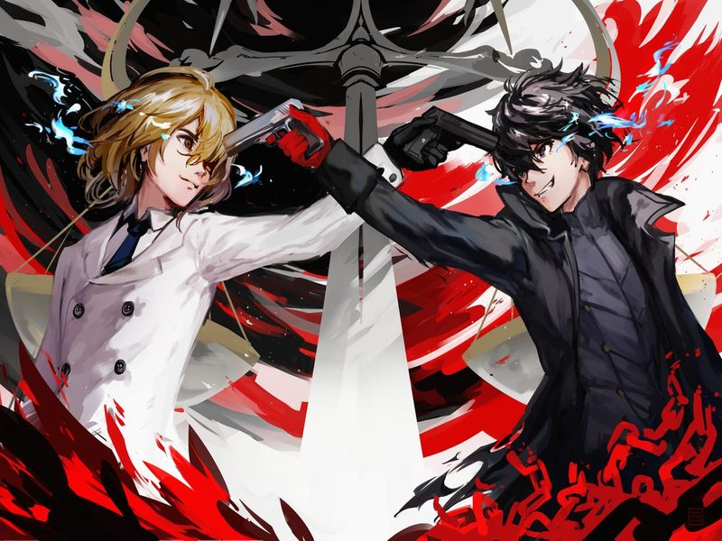 Persona 5 | A-1 Pictures | OtakuPort
