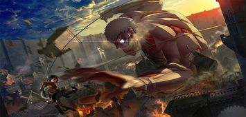 Attack on Titan | Season 3 | Wit Studio | Production I.G.