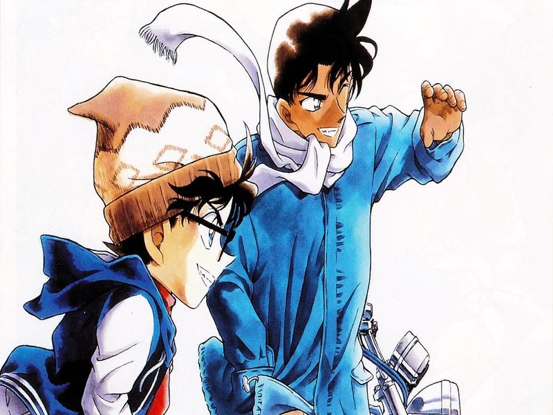 New Detective Conan Spinoff Manga Will Focus On Toru Amuro