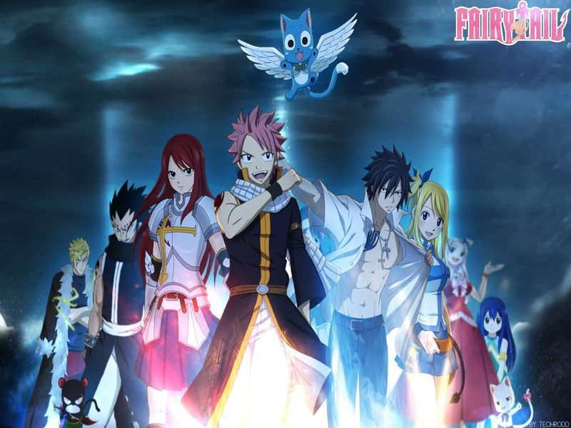 Fairy Tail | A-1 Pictures | Manga
