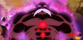 Toppo | God of Destruction | Dragon Ball Super